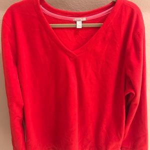 Old Navy Fleece V Neck XXL